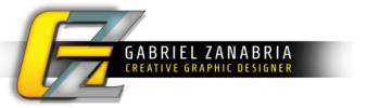 Gabriel Zanabria Creative Graphic and Web Developer Designer
