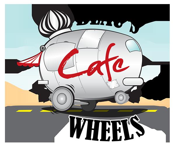 Creative brand identity - Beaus cafe on wheels