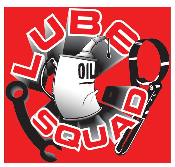 Creative brand identity - Lube Squad