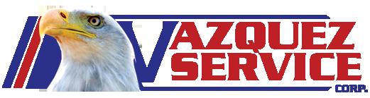 Creative brand identity - Vazquez Service